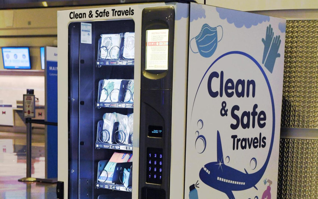 Coming Soon to Cities Everywhere: PPE Vending Machines
